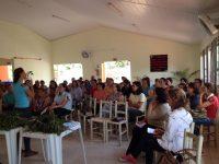 Farmácia Viva no município de Ipuaçú