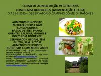 Curso de Alimentação Vegetariana em Florianópolis